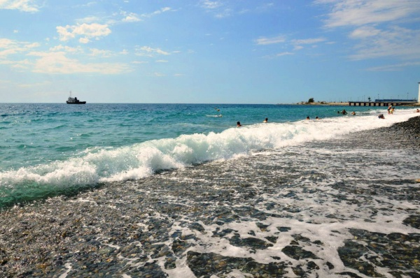 адлер отдых на море
