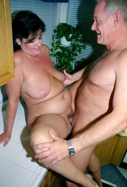 Real amateur granny sex