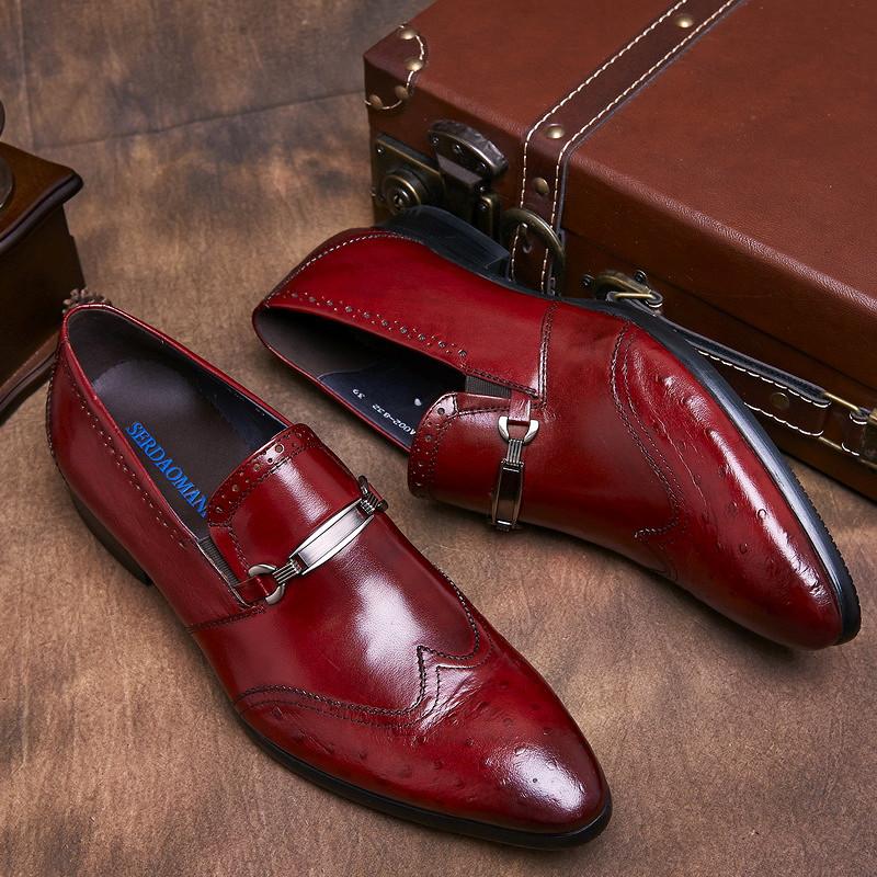 Элитная мужская обувь купить в москве