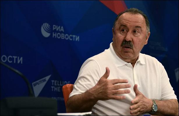 Газзаев: этамолодёжная сборная— будущее нашей национальной команды