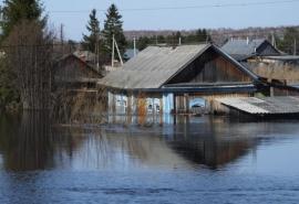 Омская область выделит 60млнрублей нарасселение поселка взоне подтопления