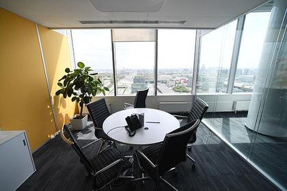 ВМоскве стали строить меньше офисов