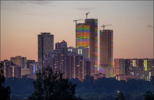 ВМоскве объем сделок сэлитными новостройками обновил рекорд