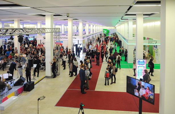 Более 35тысяч человек посетили Московский культурный форум задвадня
