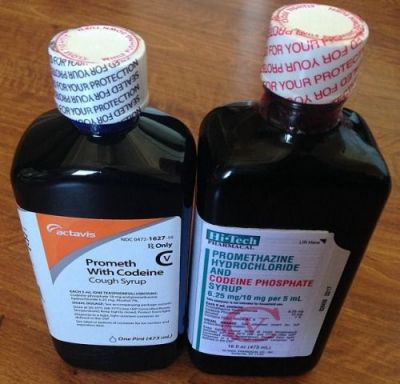 Codeine syrup bestellen