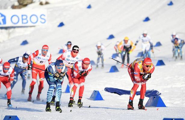 Лыжникам запретили исполнять «Катюшу»