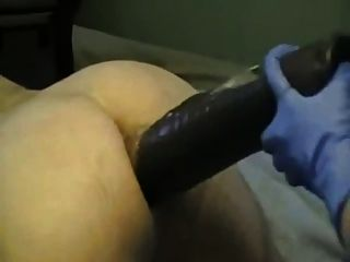 Video of anal beads