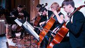 «Мировые рок-хиты на виолончелях»: The Cello Quartet