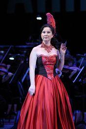 Сольный концерт Анны Киселёвой