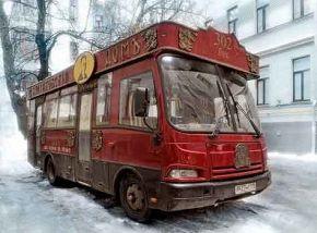 Экскурсия на трамвае «302-Бис» Булгаковский дом + Нехорошая квартира