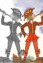 Сказки башенных трубачей