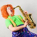 «Клоун-дирижер и симфонический оркестр»