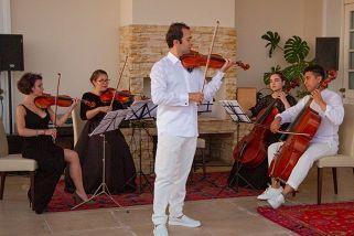«На струнах души. Паганини и Вивальди»: Гайк Казазян