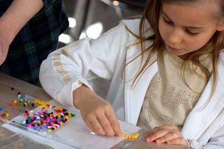 Детский мастер-класс «Сквозь мозаику» (7-9 лет)