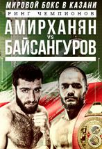 Мировой бокс в Казани «Ринг чемпионов»