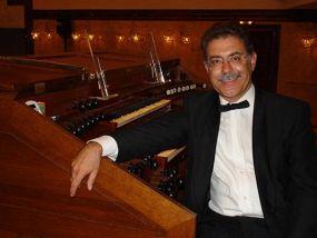 Жоан Парадель-Соле, орган (Ватикан). Органист Сикс