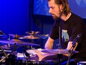 Интенсив по барабанам от Benny Greb