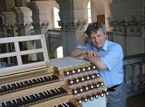 Фестиваль клавирной музыки «Hexachordum Apollinis»: Андрей Коломийцев (орган, клавесин)