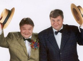«Смеяться разрешается»: Николай Бандурин и Михаил Вашуков