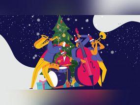 «Рождественский джаз с симфоническим оркестром»