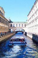 Прогулка по рекам и каналам Петербурга